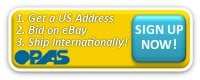 ebay international shipping