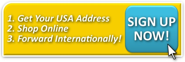 package forwarding sign up now