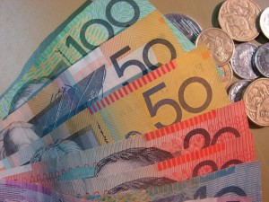australian dollar and online shopping