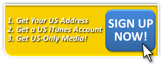 Get a US iTunes Account With Your Package Forwarding Address - OPAS