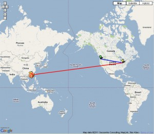 international package tracking