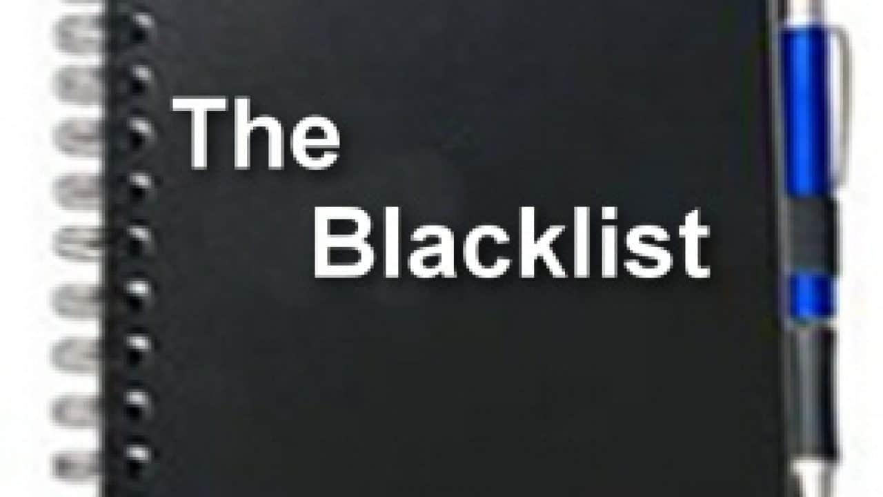 Blacklist: Stores that Don't Ship to Package Forwarders