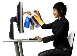 Shop online with your US OPAS address and rewards program