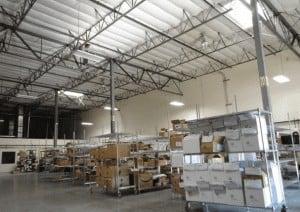 オレゴン州ポートランド・オパス倉庫