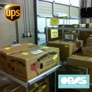 save on shipping with package consolidation