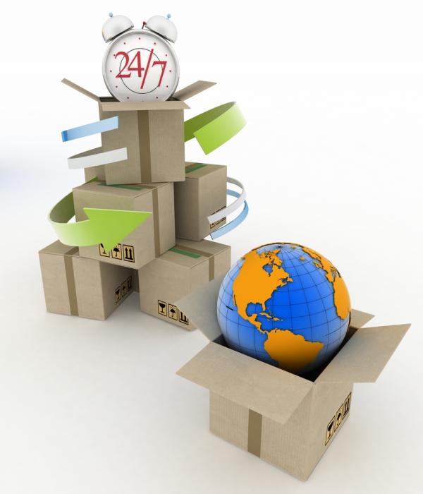 save on international shipping