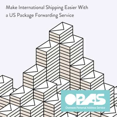 easier international shipping