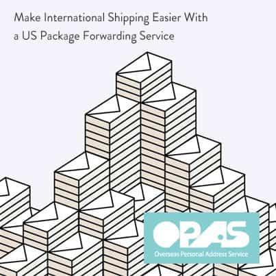easier international shipping