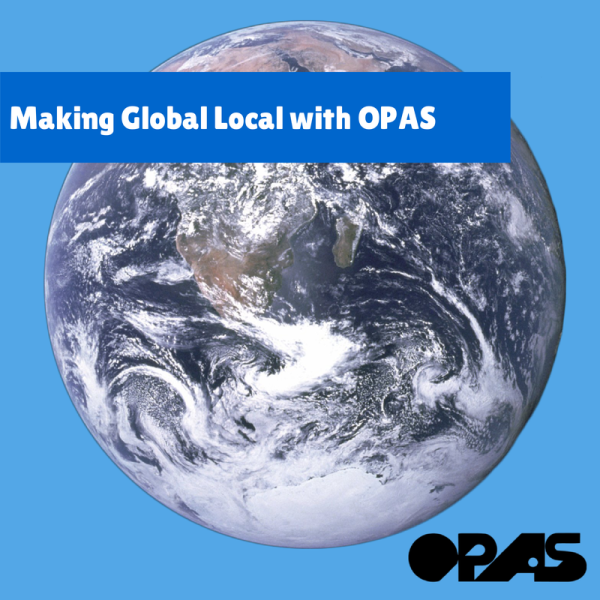 Making Global Local with OPAS