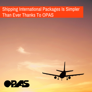 shipping international packages