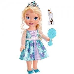 frozen doll elsa