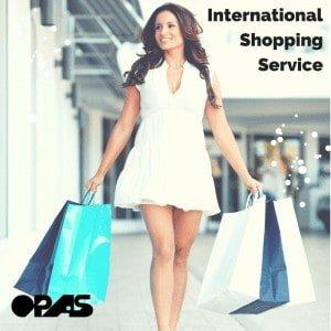 international shopping service