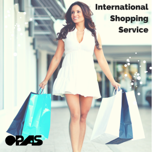 international shopping service