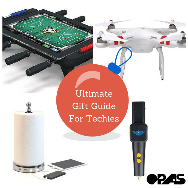 Toys For Techies : Ultimate gift guide for techies opas