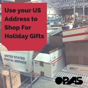 Virtual US Address And Virtual Shopping
