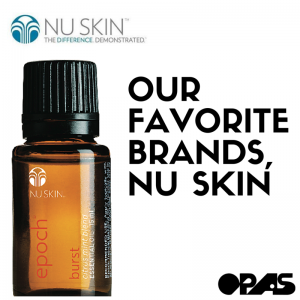 our favorite brands, nu skin