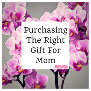 Purchasing The Right Gift For Mom Using Your US Package Forwarding Address