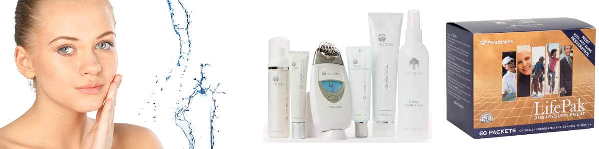 U.S. Nu Skin Products Shipped Worldwide