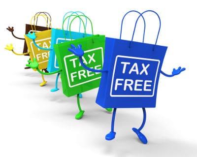 Tax Free Dancing Bags