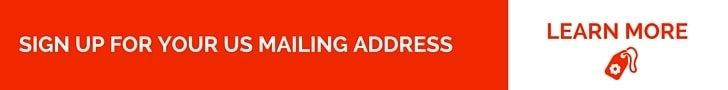 US Mailing Address Forwarding