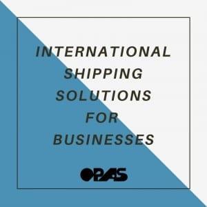 International Shipping Solutions