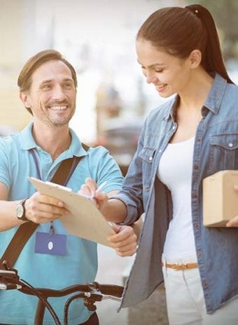 Best Package Forwarding Company