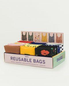36 Kit FA18 Baggu | 10 Reusable Products