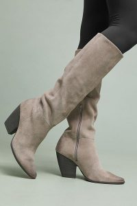 Charles David Knee-High Boots Anthropologie | Fall Shoe Trends