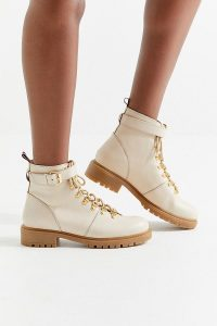 Jessa Leather Hiker Boot Urban Outfitters | Fall Shoe Trends