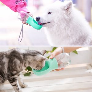 Pet Water Bottle | Top 2018 Summer Finds