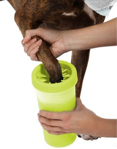 Portable Dog Paw Cleaner Shop Chewy | Summer Dog Accessories