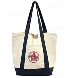 Reusable Fashion Tote Bag From Trader Joes | 10 Reusable Products