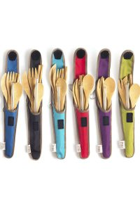 Reusable Utensil Kit Simply Straws | 10 Reusable Products