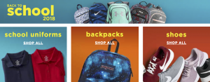 Kohl's | Back to School Sales
