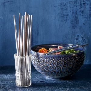 Stainless Steel Chopsticks Set Williams and Sonoma | 10 Reusable Products