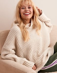 Aerie Oversized Chenille Turtleneck | Shopping for Fall | OPAS