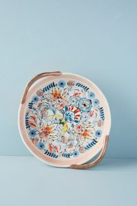 Eres Pie Dish Anthropologie | Shopping for Fall | OPAS