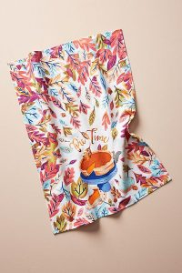 Pie Time Dish Towel Anthropologie | Shopping for Fall | OPAS