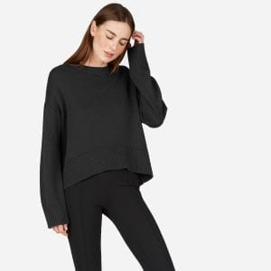 The Soft Cotton Square Crew | Everlane | OPAS Blog | October Shopping Trends