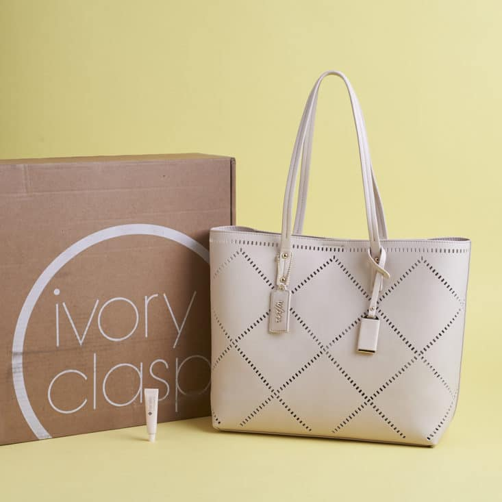 Ivory Clasp Subscription Box | Opas Blog