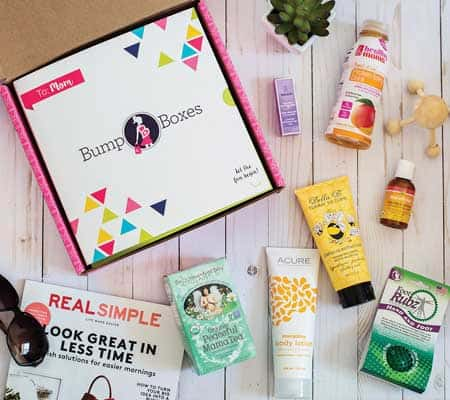 Bump Boxes Subscription Box | Opas Blog
