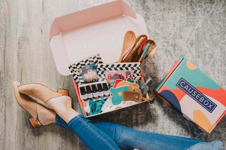 Causebox Subscription Box | Opas Blog