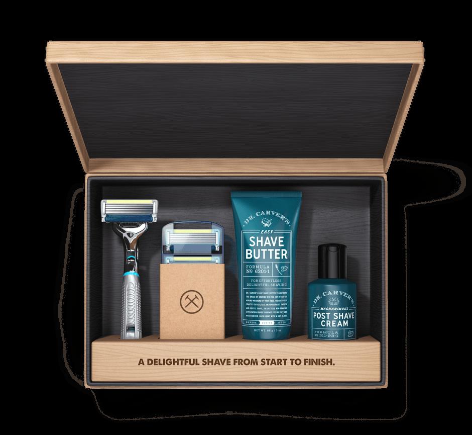Dollar Shave Club Subscription Box | Opas Blog