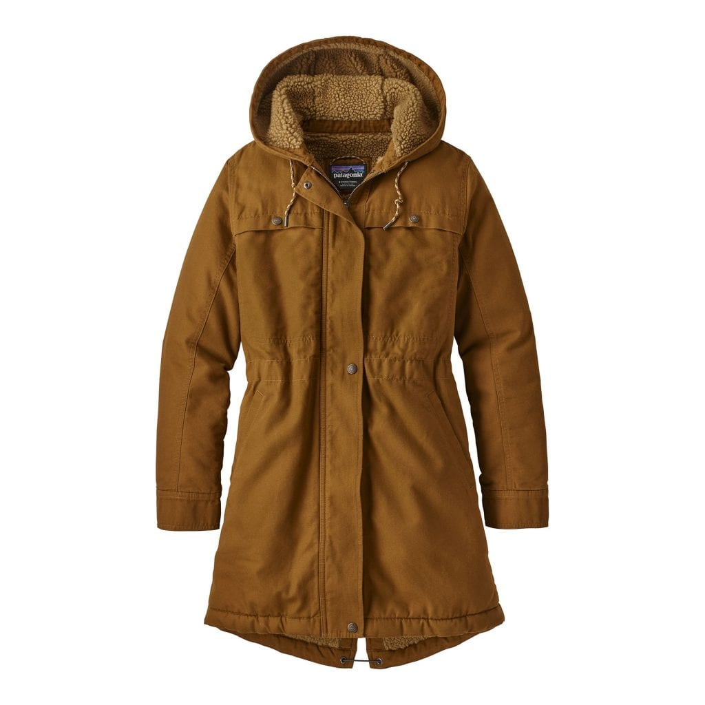 Patagonia Women's Insulated Prairie Dawn Parka - Winter Fashion - OPAS Blog