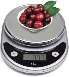 Digital Food Scale | Health-Focused Products | OPAS Blog