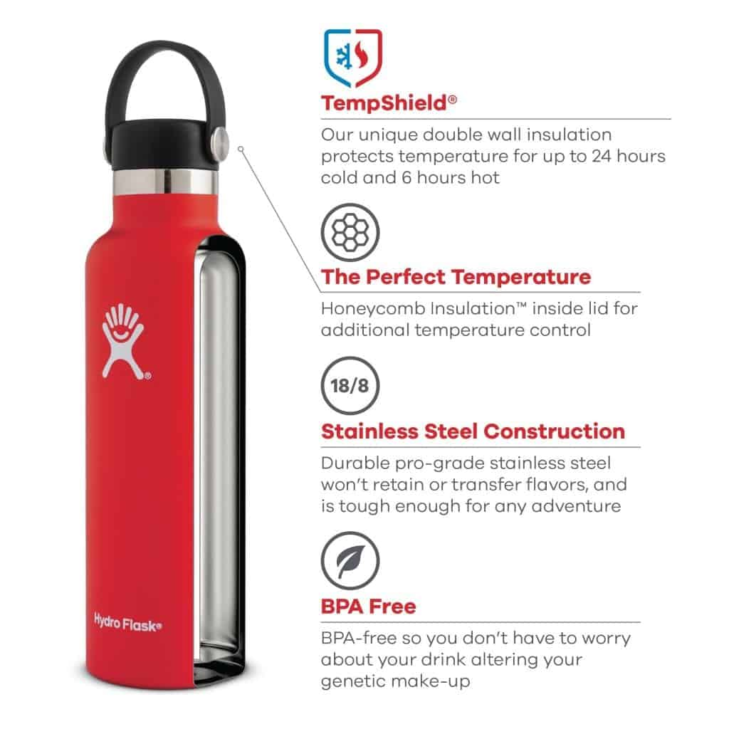 Hydro Flask | Health-Focused Products | OPAS Blog