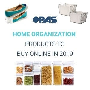 OPAS Blog | Home Organization Products
