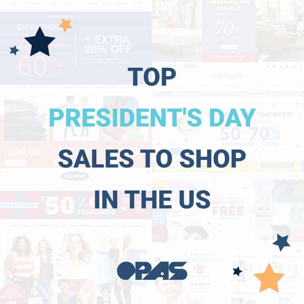 Top President's Day Sales   OPAS