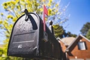 Forward mail in the US