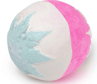 Snow fairy from Lush